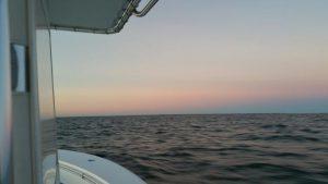 Novemberfallcolorsoakislandfishing