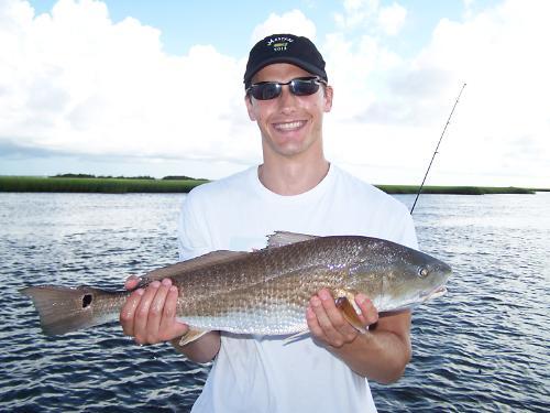 Oak island inshore fishing inshore charter fishing trip for Oak island fishing charters
