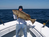 30lb gag grouper caught 50 miles of oak island nc