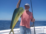 mahi-mahi gulfstream fishing out of oak island nc