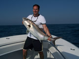amberjack fishing off bald head island nc
