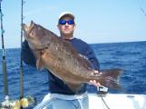 huge scamp grouper oak island nc bald head island nc