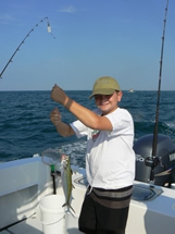 kids spanish fishing with oak island fishing charters