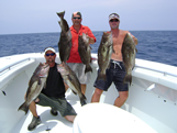 bald head island charter fishing grouper
