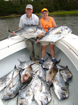 oak island fishing charters bluewater