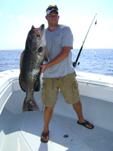 oak islands big grouper