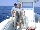 southport oak island fishing charters grouper