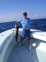amberjack fishing bald head oak island nc