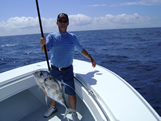 bald head island fishing charter action