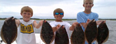 Oak Island Charter Fishing